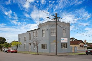 A photograph of our childcare centre in Carlton!